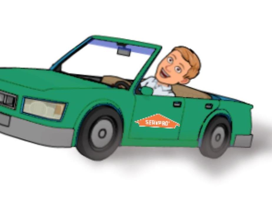 Jim Bitmoji and car